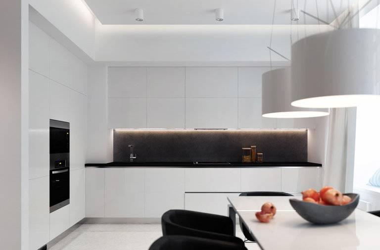 Кухня в стиле минимализм: интерьер, требующий порядка и лаконичности