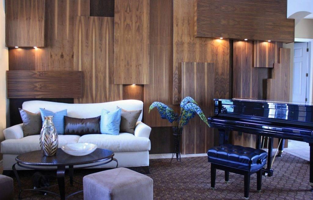 Отделка стен своими руками: внутренняя отделка и мастер-класс создания декоративной отделки (135 фото)