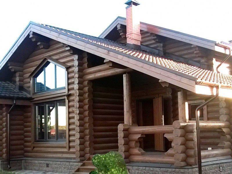 Дома в русском стиле-возрождение древнерусской архитектуры