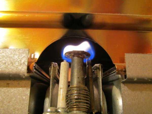 Почему тухнет газовый котел в частном доме: причины угасания запальника