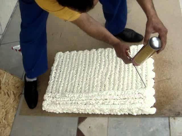 Сколько сохнет монтажная пена при применении для герметизации в холодных помещениях