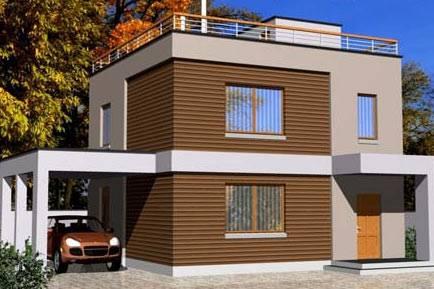 Как построить бюджетный дом для постоянного проживания своими руками: Инструкция