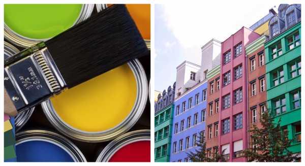 Как правильно рассчитать расход краски на 1 м2 от чего он зависит