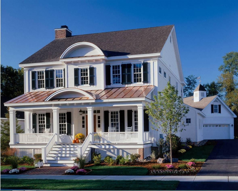 100 вариантов: односкатные крыши частных домов на фото