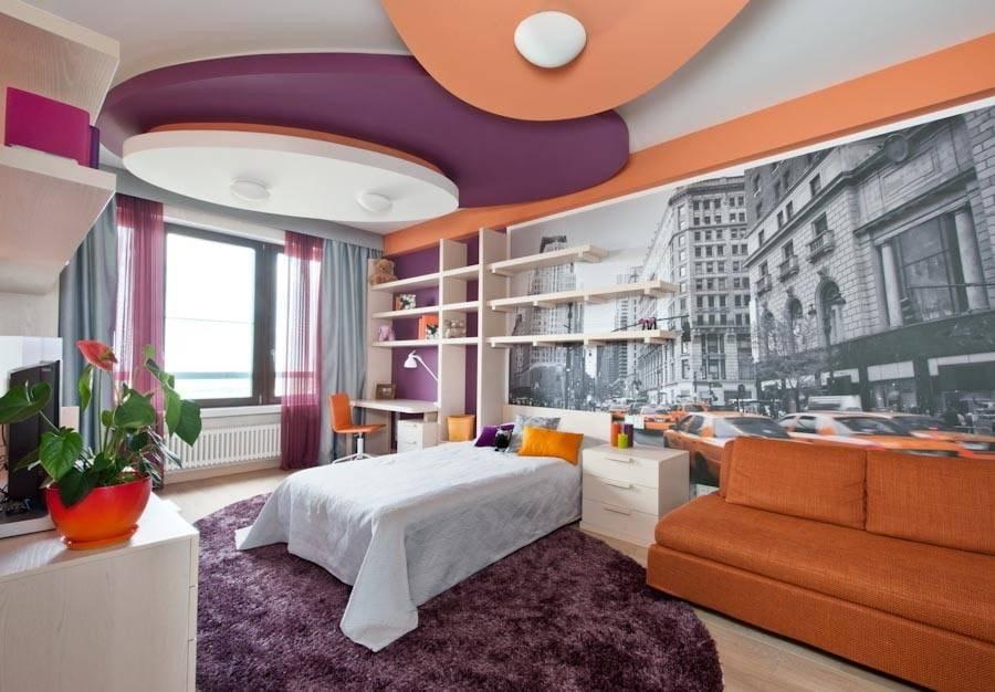 Подвесные потолки (100 фото) - идеи дизайна потолков в разных комнатах