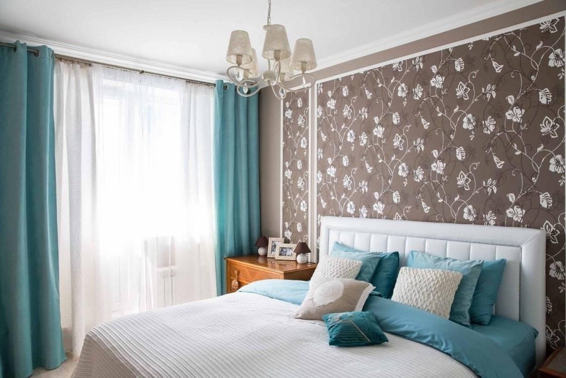 Голубая спальня — уникальные варианты дизайна спальни с синими оттенками (140 фото идей)