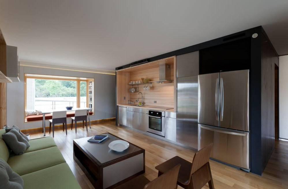 Организация и хранение на кухне: 100 фото идей в интерьере