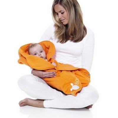 Детский спальный мешок: выбираем модель для сна ребенка