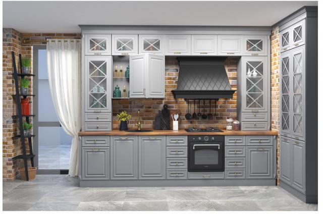 Как сделать кухню богатой и роскошной без больших затрат и кардинальных перестроек