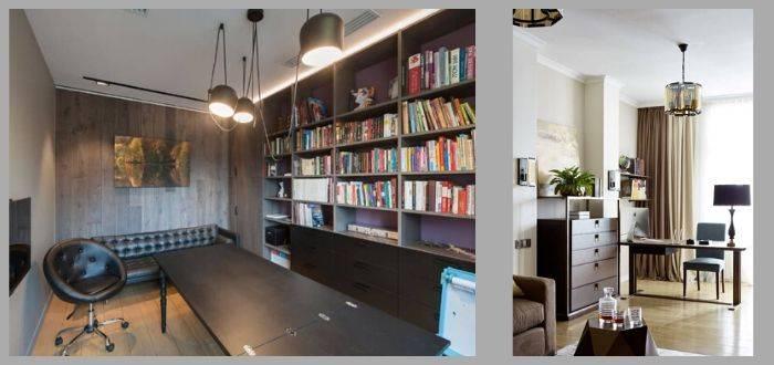 Дизайн кабинета руководителя - 30 фото интерьера и свежие идеи