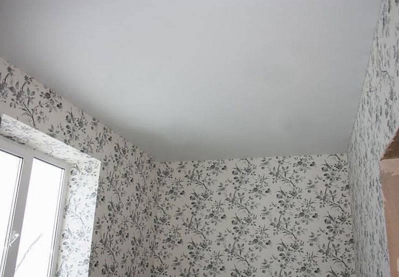 Как и чем правильно белить потолок в доме или квартире, выбираем валик для побелки