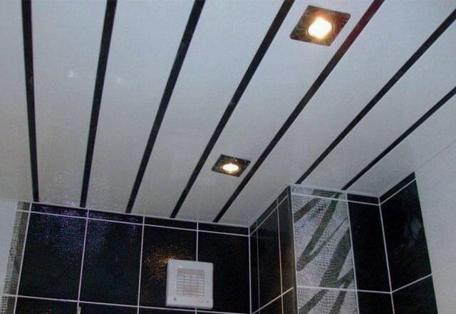 Установка потолочных панелей: прочная отделка