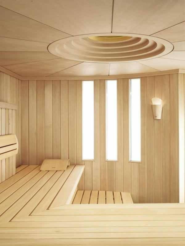 Тонкости отделки бани