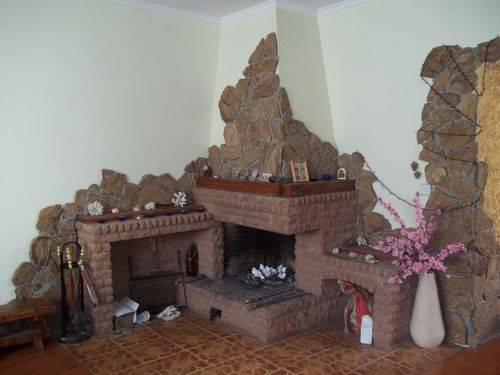 Искусственный камень в интерьере - 71 фото пример