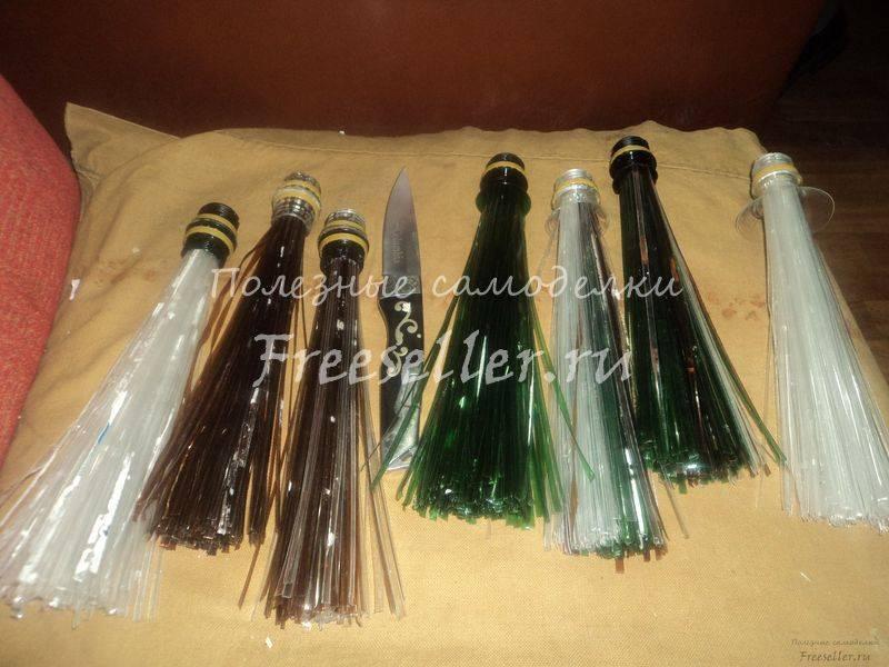 Поделки из пластиковых бутылок своими руками пошагово для начинающих