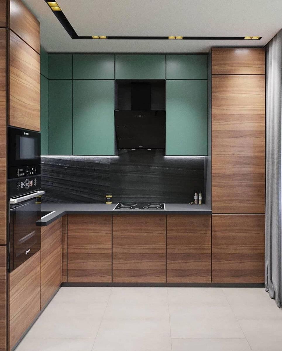 Кухня под потолок: 30 фото, плюсы минусы и современные идеи дизайна