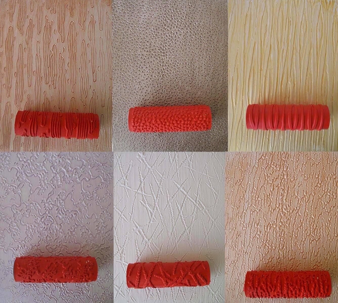 Нанесение декоративной штукатурки: технология, варианты составов для отделки стен, валик и другие инструменты и какая используется краска, как нанести своими руками?