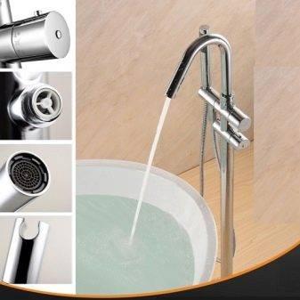 Как выбрать смеситель для ванной и кухни