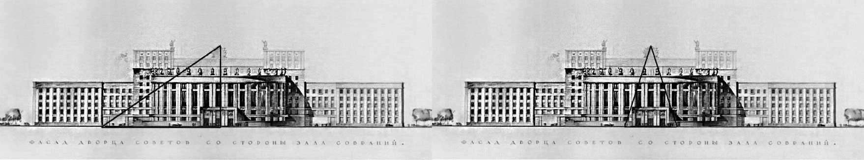 Идеальная пропорция в архитектуре: использование и примеры