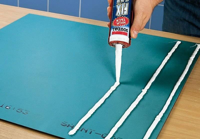 Как класть плитку на гипсокартон – особенности