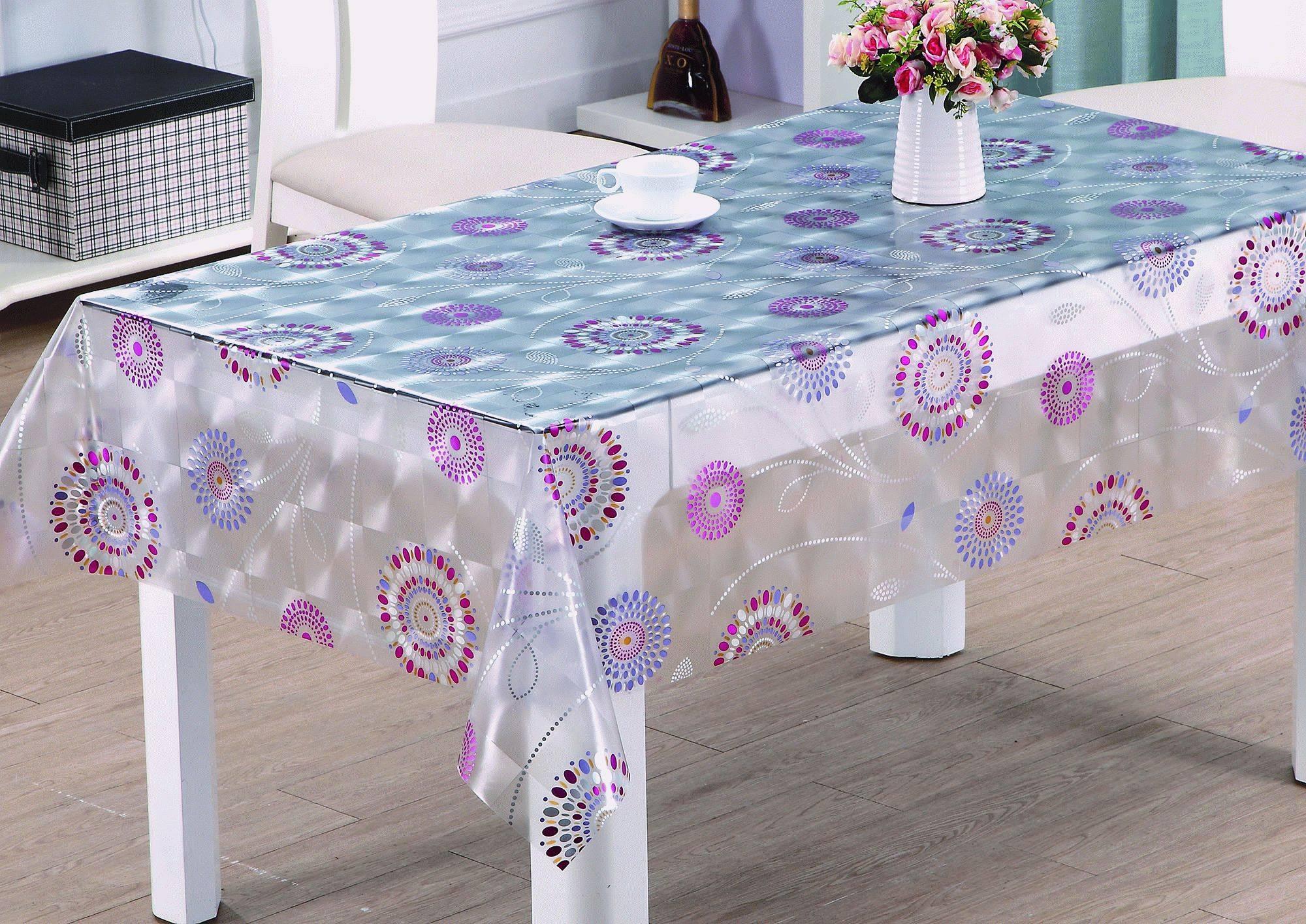Cкатерть на стол из ткани своими руками: пошаговое руководство выполнения