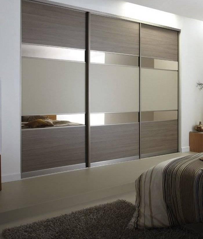 Какое бывает внутреннее наполнение шкафа-купе в спальне?
