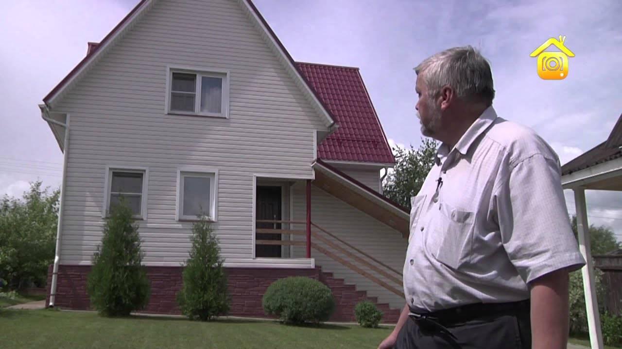 Как построить дачный домик своими руками: пошаговая инструкция
