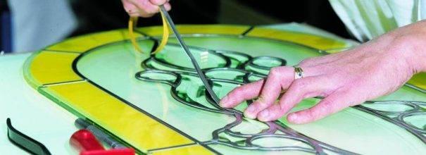 Как сделать витраж своими руками мастер-класс для начинающих, изготовление в технике тиффани