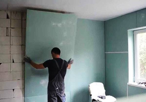 Как приклеить гипсокартон к стене: мастер-класс с пошаговыми фото | строй советы