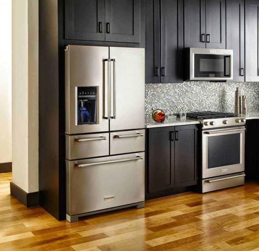 Рейтинг лучших встраиваемых холодильников + фото и описание: Обзор