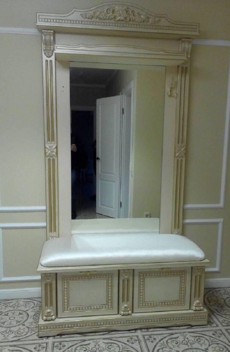 Зеркало с фацетом: фото, варианты фацетирования, дизайн, форма, расположение в интерьере