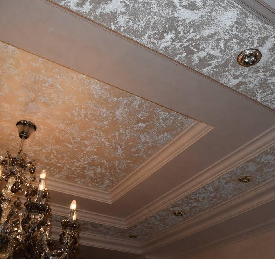 Венецианская штукатурка в интерьере (50 фото): какие виды и состав, декоративная на кухне черная и белая, покрытие для потолка, матовая венеция на стенах, какой ремонт