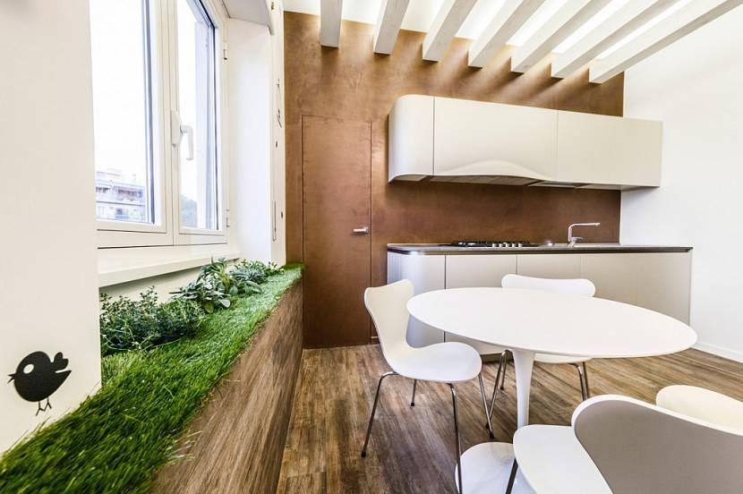 Особенности эко-стиля в интерьере прихожей, гостиной, спальни, детской и ванной, красивый дизайн интерьера и декор