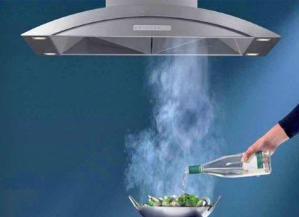 Нужна ли на кухне вытяжка – все «за» и «против»