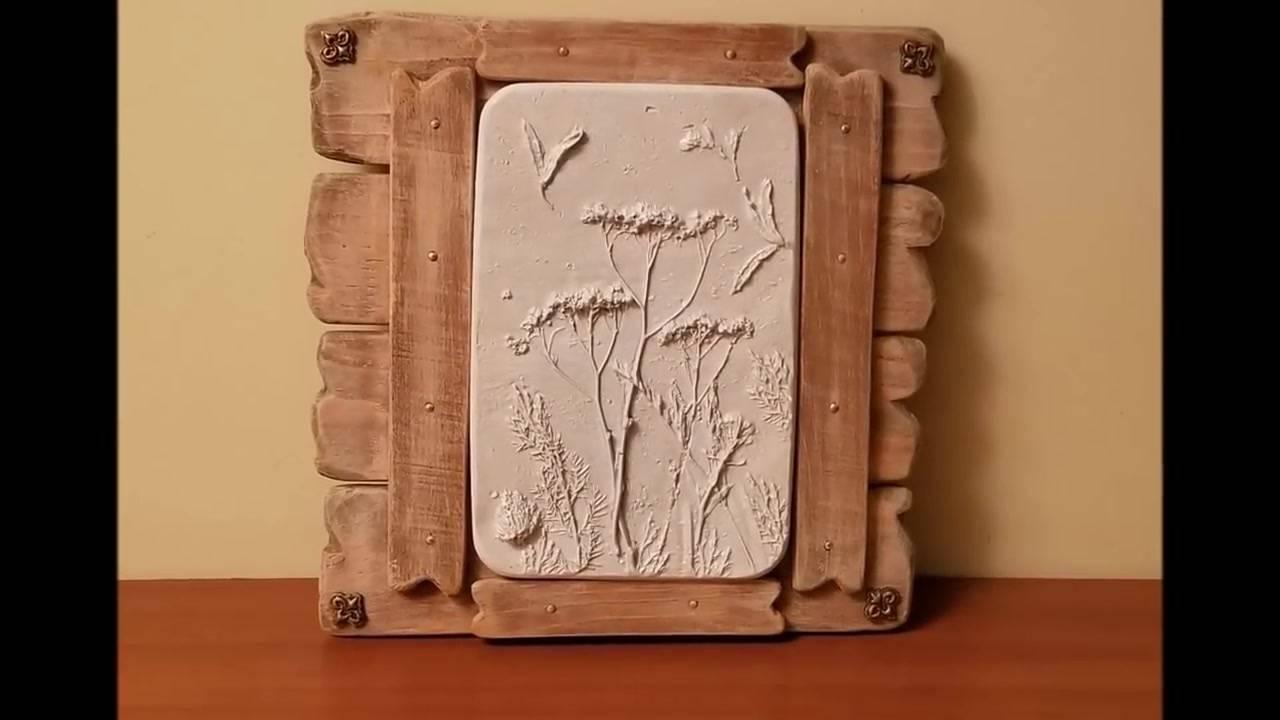 Настенный декор - лучшие идеи оформления и декорирования стен (85 фото и видео)