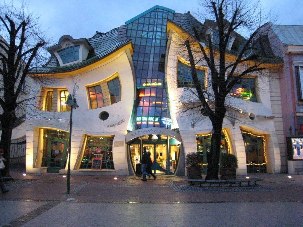Топ-10 самых необычных домов мира и россии на фото
