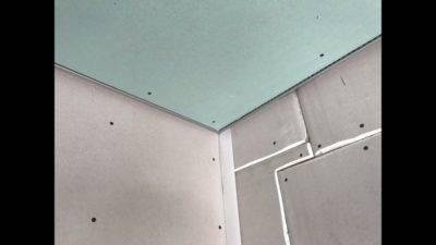 Дыра в гипсокартоне на стене — как заделать?