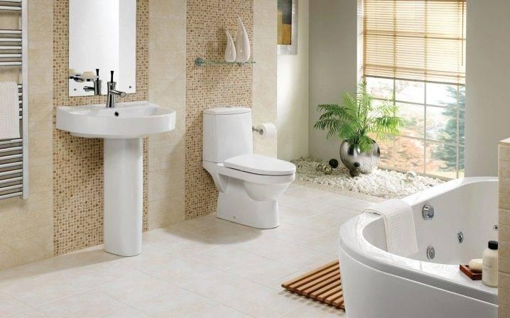Напольное покрытие для ванной комнаты: виды напольных покрытий и их характеристики
