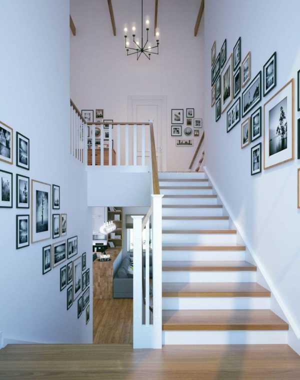 Сколько места занимает лестница: простой расчет