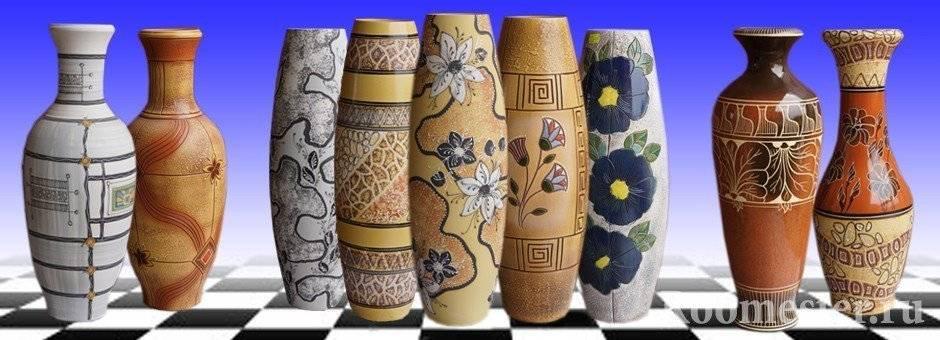Как выбрать форму вазы для цветов: 7 вариантов