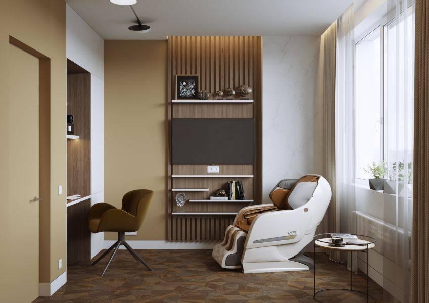 Дизайн кабинета: работаем с удобством. 75 современных интерьеров