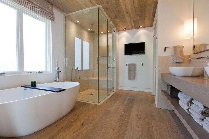 Водостойкий ламинат (hdf) для ванной, кухни
