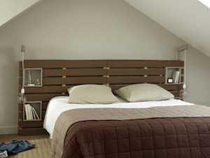 Изголовье кровати своими руками: как сделать деревянное, металлическое и мягкое изголовье своими руками