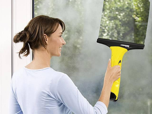 Стеклоочиститель «karcher» (керхер) для мытья окон: плюсы и минусы, видео
