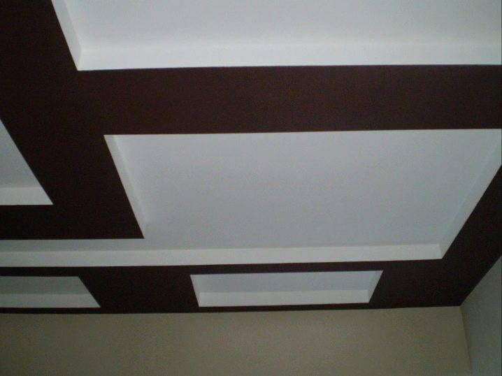 Покраска потолка акриловой краской – подготовка, правила покраски