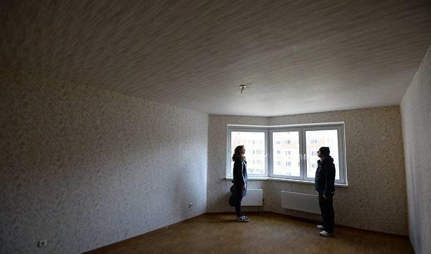 Высота потолков в панельном доме