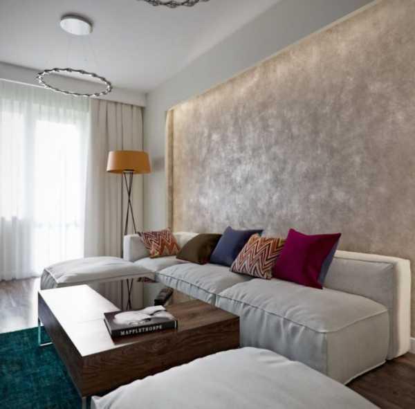 Дизайн кухни гостиной 17 кв. м с зонированием (50 фото)