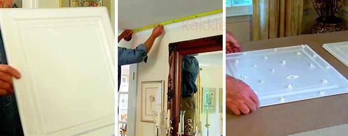 Как клеить потолочную плитку? 53 фото как правильно приклеить изделия на потолок, разные способы, как наклеить своими руками
