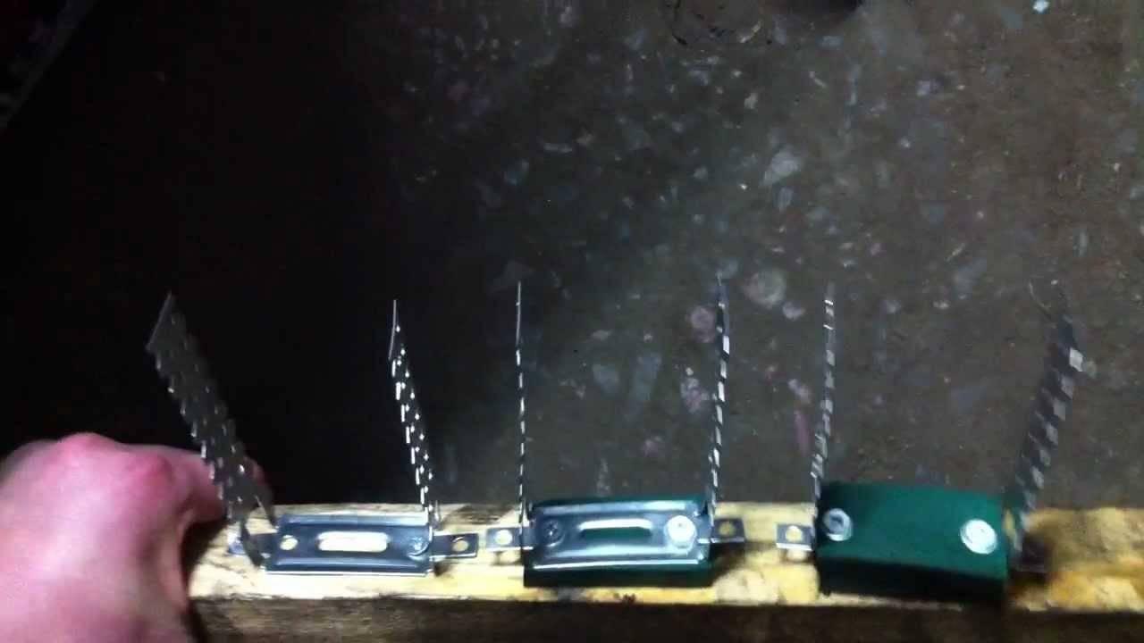 Виды подвесов для металлического профиля
