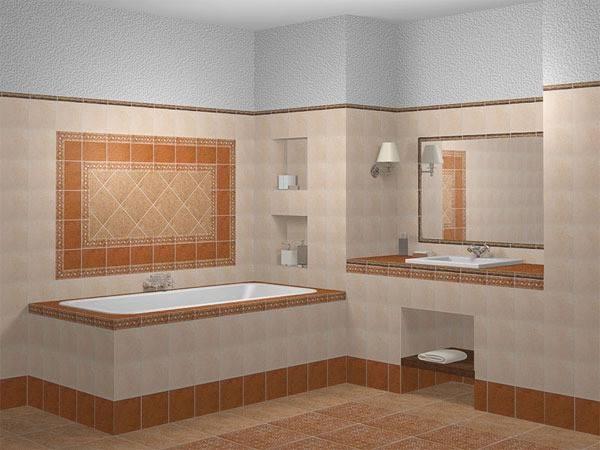 Правила облицовки плиткой в ванной комнате, советы специалистов